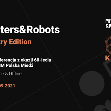 Konferencja Masters&Robots Industry Edition