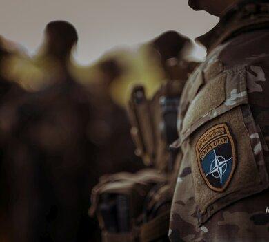 Szkolenie z amerykańską Gwardią Narodową