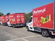 Kolejny etap digitalizacji ścieżki  zakupowej klienta w Auchan – rusza sprzedaż internetowa na Górnym Śląsku