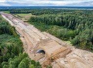 Budowa S5 na odcinku Ornowo – Wirwajdy przekroczyła półmetek