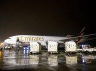Czempiony wracają do domu na pokładzie Emirates SkyCargo