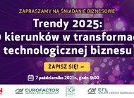 Eurofactor Polska kolejny rok rośnie szybciej niż rynek