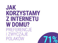 Badanie preferencji i zwyczajów użytkowników internetu w Polsce: 90% badanych jest otwartych na zmianę dostawcy, a najbardziej zaufanymi firmami dostarczającymi internet są operatorzy komórkowi