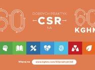 Dajemy z siebie to, co najlepsze – KGHM dzieli się ze światem dobrymi praktykami CSR