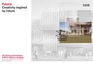 Poczta Polska wydała znaczek z okazji Wystawy Światowej EXPO 2020 w Dubaju
