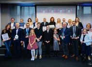 """Fundacja K.I.D.S. nagrodziła liderów innowacji w Konkursie """"Dziecięcy Szpital Przyszłości"""""""