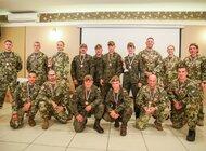 Terytorialsi zwycięzcami zawodów użyteczno-bojowych na Węgrzech