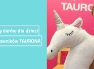 Pracownicy TAURONA zebrali 1,5 tony darów dla dzieci