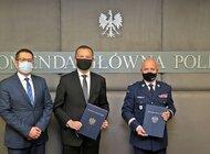 Poczta Polska rozwija współpracę z Komendą Główną Policji