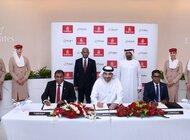 Linie Emirates przedłużają wieloletnią współpracę z Malediwami na Expo 2020