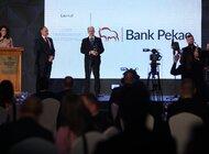 Bank Pekao Liderem Finansowania dla Przemysłu