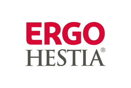 logotyp ERGO Hestia RGB