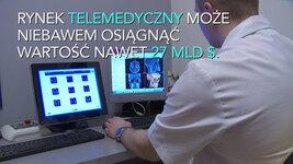 Rynek telemedyczny rośnie błyskawicznie. Polskie firmy odgrywają na nim coraz większą rolę