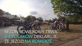 Prawie co piąty z nas dojeżdża rowerem do pracy