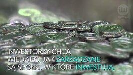Komunikacja polskich spółek giełdowych z inwestorami kuleje