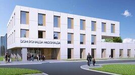 W Polsce powstanie dom dla rodzin hospitalizowanych dzieci
