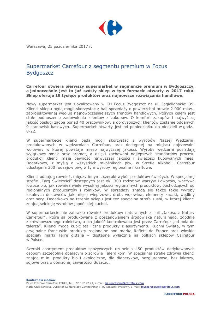 Szczegoly Pliku 2017 10 25 Supermarket Carrefour Premium W