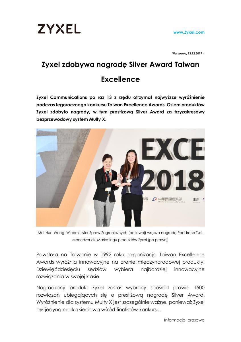 Zyxel_PR_TW excellence 2018.pdf