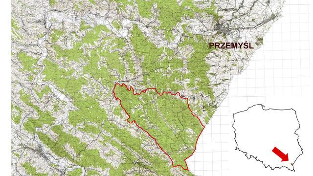 Lokalizacja i  granice planowanego Turnickiego Parku.jpg