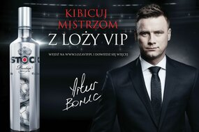 Artur Boruc w Stock Prestige Show.tif