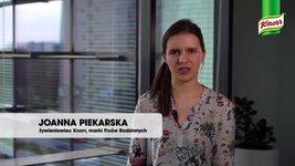 Joanna Piekarska, zywieniowiec Knorr ile Polacy jedza warzyw.mp4