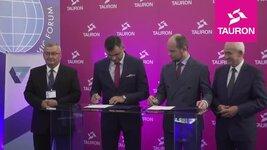 VIDEO - prezes TAURON  Filip Grzegorczyk o elektromobilności.mp4