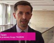 video TAURON_komentarz rzecznika Grupy TAURON.mp4