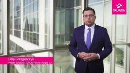 VIDEO komentarz prezesa TAURON  Filipa Grzegorczyka.mp4