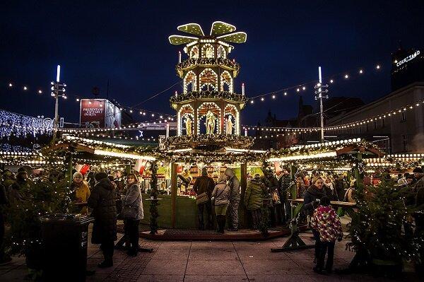 Świąteczne iluminacje w Katowicach.jpg