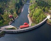 TAURON Ekoenergia - elektrownia wodna w Pilchowicach