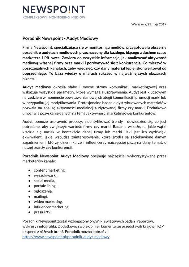 Poradnik Newspoint _Audyt Mediowy.pdf