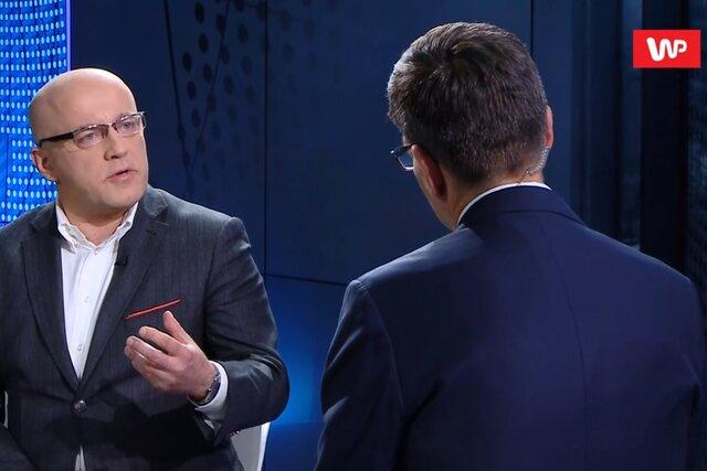 Dariusz Tworzydło o o łamaniu etyki PR przez współautora ksiązki Delfin