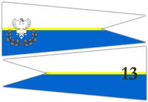 proporzec rozpoznawczy 13 ŚBOT.png