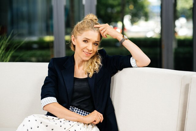 Aleksandra Nagel (fot. Kala Kiełbasińska) 1