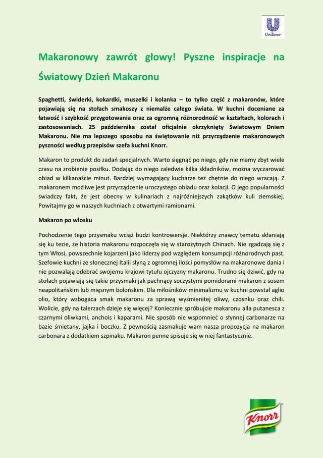 Makaronowy zawrot glowy_Pyszne inspiracje na Swiatowy Dzien Makaronu.pdf
