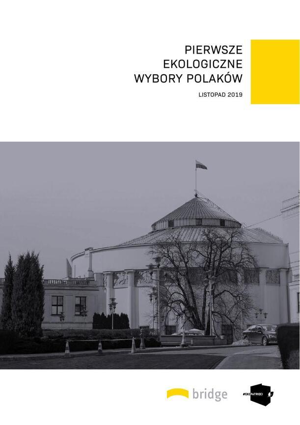 2019_PIERWSZE EKOLOGICZNE WYBORY POLAKÓW.pdf