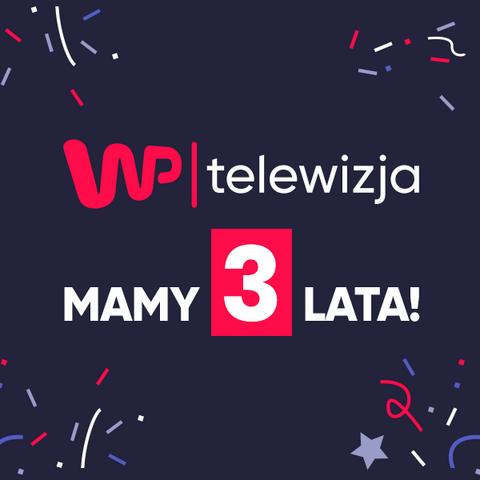 Telewizja WP - 3 lata