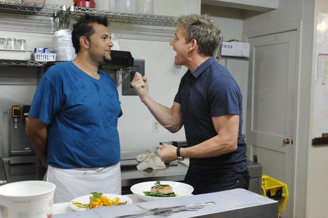 Kuchenne rewolucje Gordona Ramsaya 1