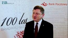 100-lecie bankowości pocztowej: Bank Pocztowy pracuje nad wspólną ofertą e-commerce z Pocztą Polską