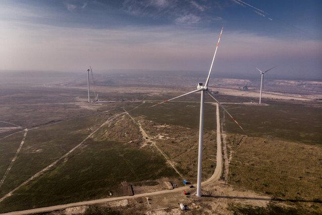 Energa - farmę wiatrową Przykona. Fot. Energa.jpg