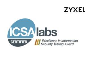 EIST 20 year award for Zyxel
