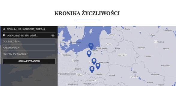 Zrzut ekranu Kronika Zyczliwosci 1