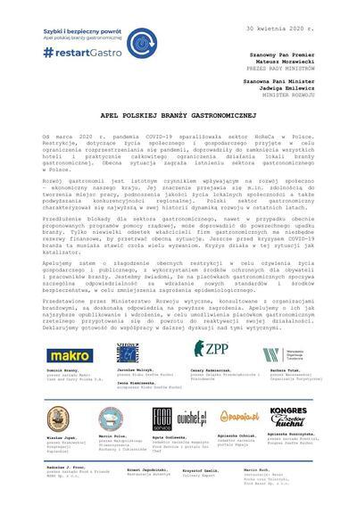 Apel branży gastronomicznej.pdf