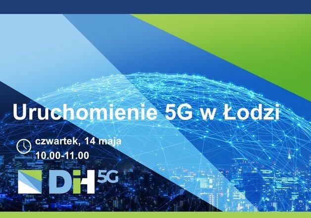Zaproszenie: Uruchomienie badawczej sieci 5G