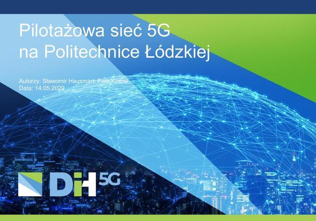 Uruchomienie badawczej sieci 5G DIH.pdf