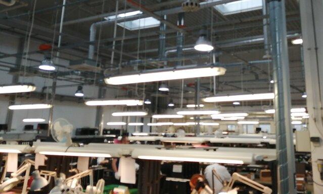 3 rodzaje oswietlenia dla przemysłu