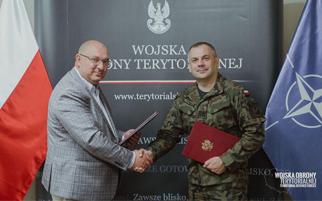 WOT podpisał porozumienie z LPR