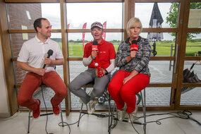 Robert Świerczyński okazał się najlepszym golfistą turnieju, a Marta Gajewska nie miała sobie równych wśród kobiet. Zwycięzcy PB Cup 2020 w kategorii Stroke Play Brutto Open udzielają wywiadu Pawłowi Sołtysowi - relacja z turnieju będzie emitowana od 1 sierpnia w telewizji Golf Channel Polska, a także będzie do obejrzenia na stronie turnieju - pbcup.pl