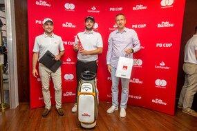 Zwyciezcą w kategorii ¾ HCP Stableford Netto 24,1-36 został Mateusz Krupczyński (First Warsaw Golf & Country Club).