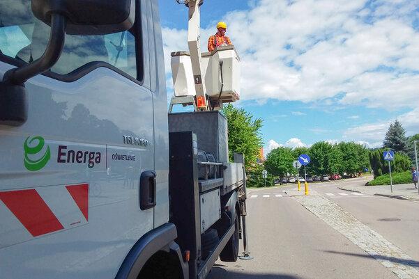 Spółka Energa Oświetlenie realizuje projekty modernizacji oświetlenia na Pomorzu.JPG